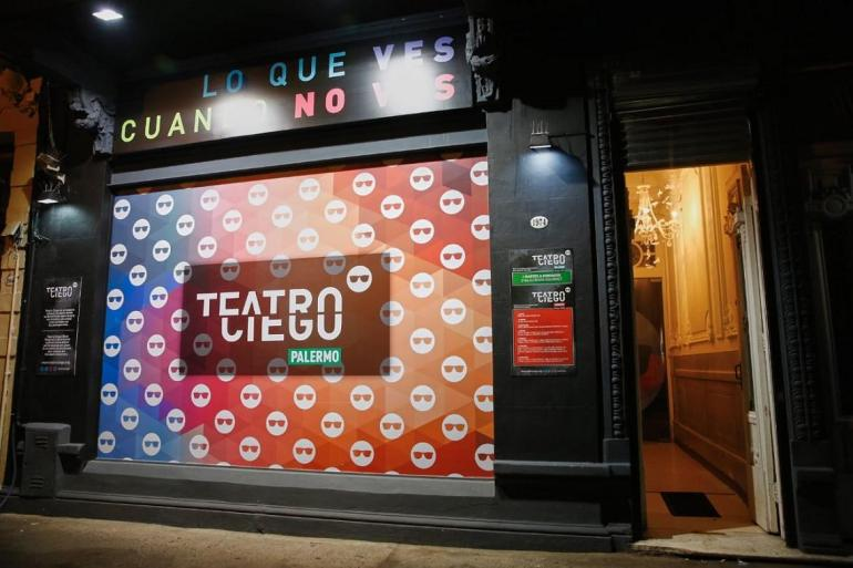 Teatro Ciego de semana solidaria a beneficio de la Fundación Sí