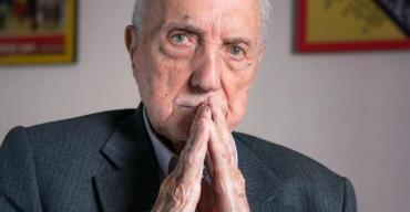 Murió el director y guionista José Martínez Suárez, hermano de Mirtha Legrand
