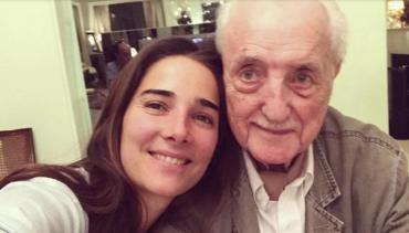 Conmovedor mensaje de despedida de Juana Viale a José Martínez Suárez