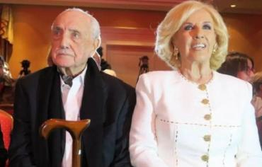 Mirtha Legrand, tras el velatorio de su hermano: