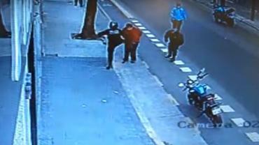 Excarcelaron al policía que provocó la muerte de un hombre tras pegarle una patada