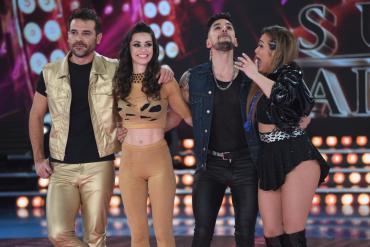 """Súper Bailando 2019: Karina """"La Princesita"""" dio la sorpresa y eliminó a Pedro Alfonso"""