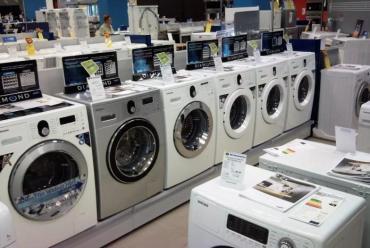 En el segundo semestre, ventas de electrodomésticos cayeron un 14%