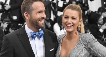 Ryan Reynolds y su curioso saludo a Blake Lively, en el día de su cumpleaños