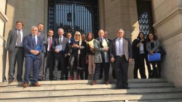 Gobernadores recurrieron a la Corte para frenar las medidas económicas de Macri