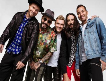 Es oficial: los Backstreet Boys vuelven a la Argentina