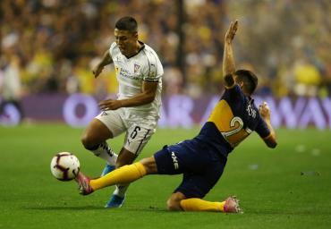 Boca empató con Liga de Quito y está en semifinales de Copa Libertadores