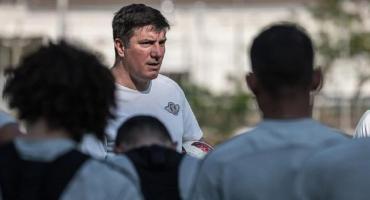 José Chamot sufrió un ACV, abandonaría Libertad de Paraguay por su salud