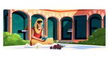 Con un doodle, Google celebra a Amrita Pritam a 100 años de su nacimiento