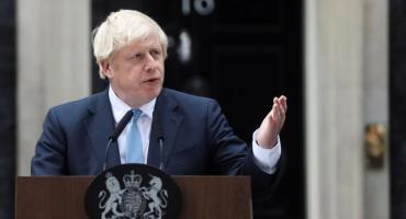 El Parlamento británico debate el acuerdo del Brexit de Johnson