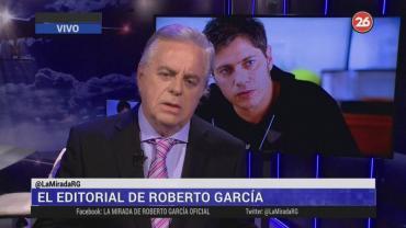 Editorial de Roberto García: el debut del control de cambios