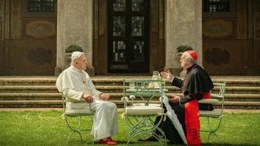 Netflix: Hopkins y Price, en la piel de Benedicto y Francisco en