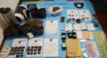 Desbaratan banda que traficaba droga en viajes de egresados y fiestas electrónicas