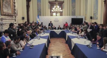 Diputados de la oposición presentan proyecto unificado por la Emergencia Alimentaria