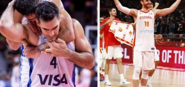 Mundial de básquet: en duelo de titanes, Argentina va por la gloria ante España