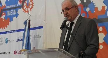 """Moretti, vicepresidente de la UIA: """"Llevamos 15 meses de caída"""""""