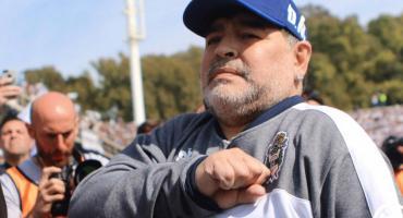 ¿Pega el portazo? Maradona podría dejar su cargo como técnico de Gimnasia