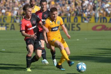Central y Newell´s empataron en el clásico de Rosario por Superliga