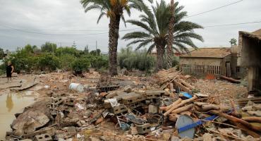 Inundaciones en España: más de 1.700 evacuados y sigue el alerta