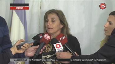 """Caso Navila Garay: la víctima tenía """"trato frecuente"""" con el acusado por el crimen"""