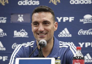 Scaloni y la Selección Argentina en Eliminatorias: