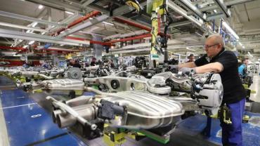 Estudio revela que producción industrial acumuló caída de 6,7% entre enero y agosto