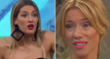 Advertencia de Mica Viciconte a Nicole Neumann:
