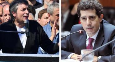 Bonadio sobreseyó a Máximo Kirchner y a Wado de Pedro en la causa de los cuadernos