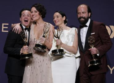 Lo mejor de los Emmys con