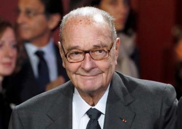 Murió el ex presidente de Francia Jacques Chirac