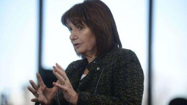 Patricia Bullrich confirmó que tiene coronavirus: