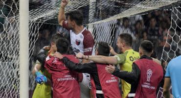 ¡Sabalero histórico!: Colón eliminó a Atlético Mineiro y jugará la final de la Sudamericana