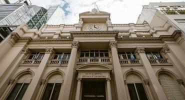 Las reservas del Banco Central bajaron US$ 272 millones y se ubican en 43.108 millones