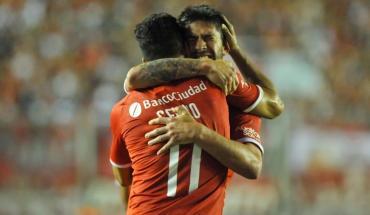 Independiente y un agónico triunfo ante Talleres en un partidazo