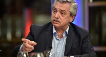 En San Juan, Alberto Fernández participa de inauguraciones junto al gobernador Uñac