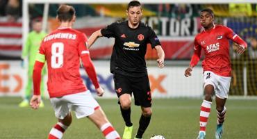 United y un empate con sabor a poco: no pudo ante AZ Alkmaar por Europa League