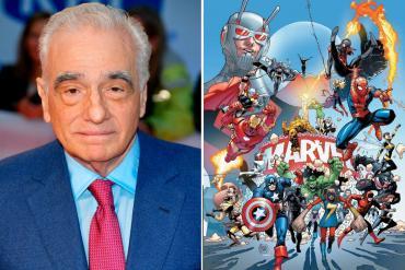 """Martin Scorsese abrió la polémica: """"Lo que hace Marvel no es cine"""""""