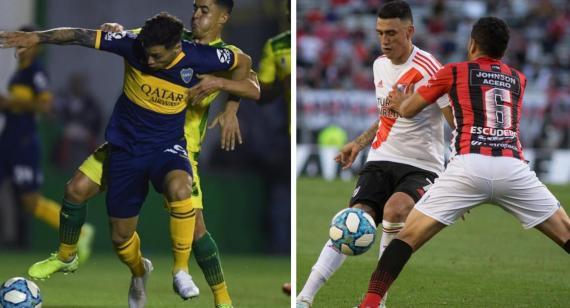 La tabla de Superliga: Boca único líder y con River metiéndose en la pelea