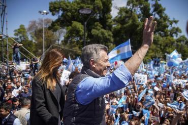 """Mauricio Macri encabeza en Salta una nueva marcha del """"Sí, se puede"""""""