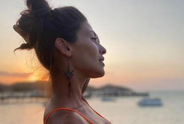 Ivana Nadal volvió a encender Instagram con una bikini infartante