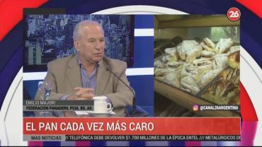 Panaderías en crisis: cayó el consumo y hubo más de 1300 locales cerrados
