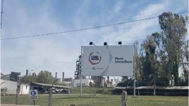 Loma Negra cierra su planta de Olavarría, la fábrica de cemento más antigua del país