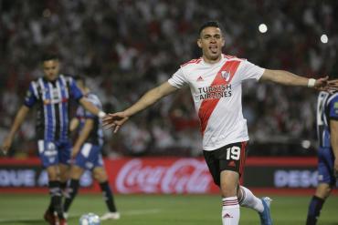 River, imparable: venció a Almagro y clasificó a las semifinales de Copa Argentina