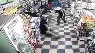 Detuvieron a tres jóvenes por crimen de policía en supermercado chino de San Miguel