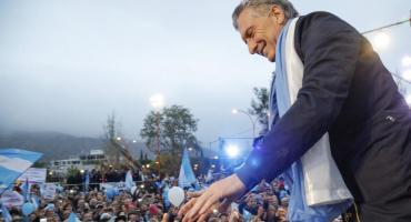 Macri encabeza marcha del
