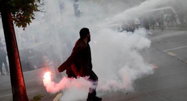 Caos y tensión en Chile: las imágenes de una nueva jornada de protestas y enfrentamientos