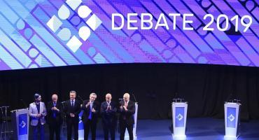 La frases más destacadas de los candidatos en el segundo debate presidencial