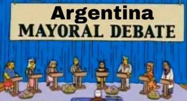 Los mejores memes que dejó el segundo debate presidencial