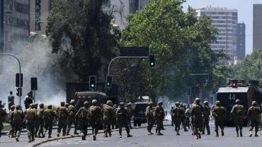 Gobierno de Chile confirmó 15 muertos y más de 2500 detenidos desde inicio de protestas