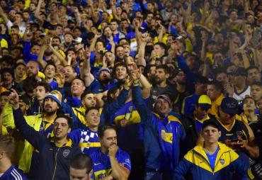La pasión de los hinchas de Boca en la previa del Superclásico con River